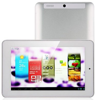 Allfine Fine7 Air: 7 palcový tablet s Androidem Jelly Bean