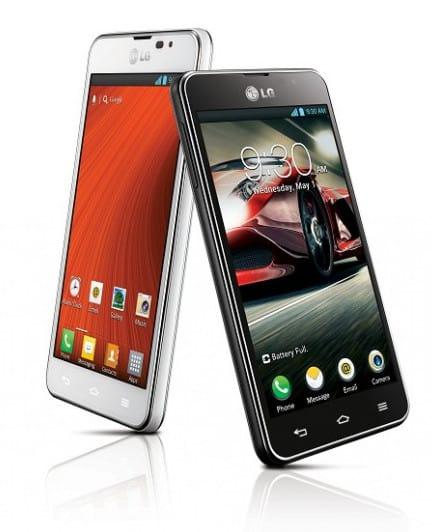 LG Optimus F5: Prožene sítě LTE ve Francii již dnes