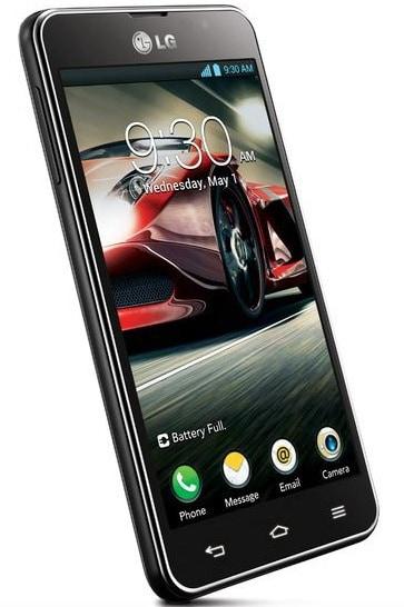 Smartphone: LG Optimus F7 s LTE zatím s neznámou dostupností