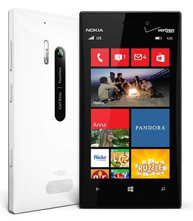 Nokia Lumia 928 LTE
