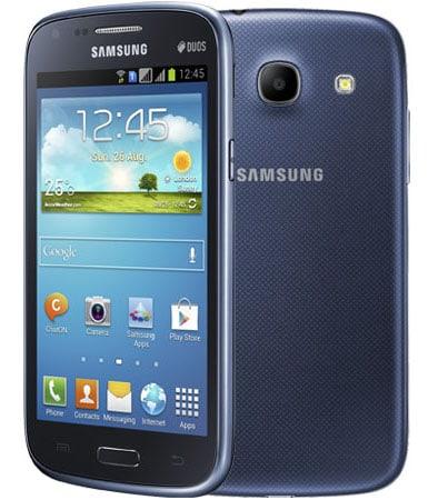 Samsung: Představen smartphone Galaxy Core na dvě SIM karty