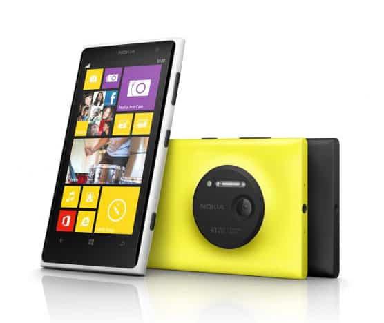Nokia Lumia 1020 zadni