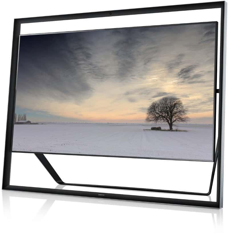 4K televize Samsung UE85S9ST