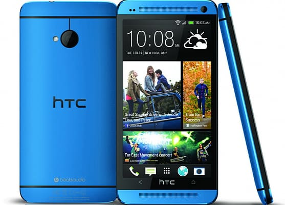 HTC One modre