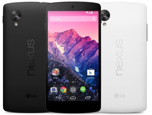 Google Nexus 5 Whi