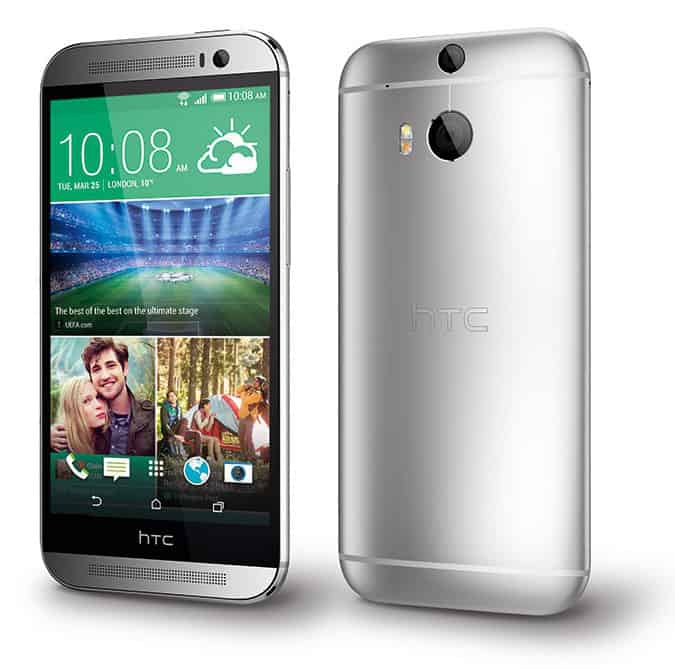 Smartphone HTC One (M8)