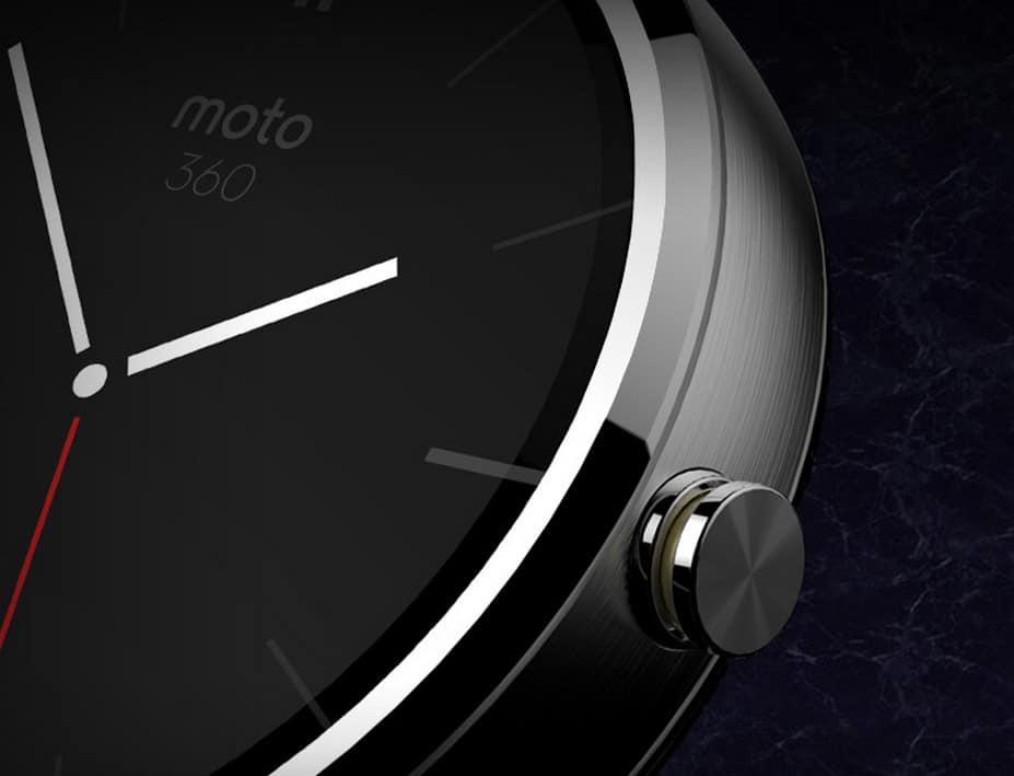 Hodinky Moto 360 (Motorola)