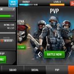 PvP online boj