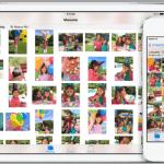 Fotogalerie iOS 8