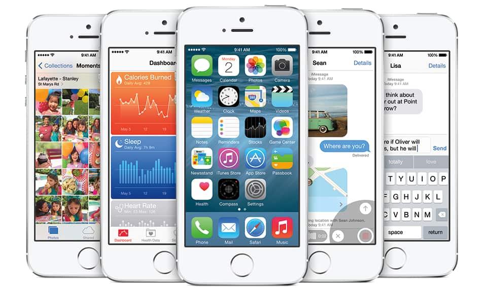 iOS 8: Tim Cook se na WWDC pochlubil s novým iOS 8