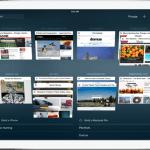 Safari na iPadu doznalo menších úprav