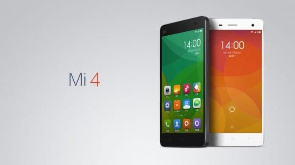Novinka: čínský smarphone Mi4