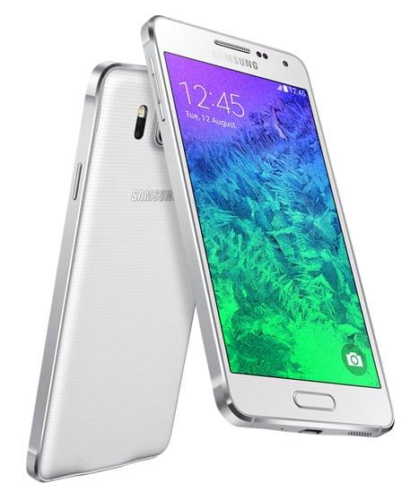 Samsung Galaxy Alpha (Smartphone)