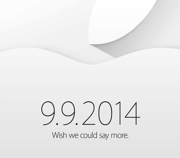 Datum potvrzeno - Apple představí novinky v září