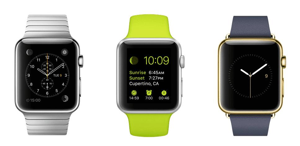 Apple Watch (chytre hodinky)