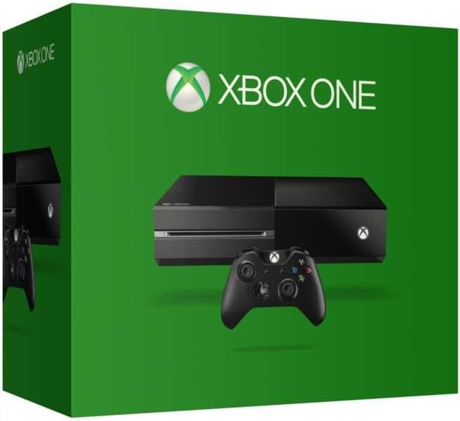Krabice Xbox One 2014