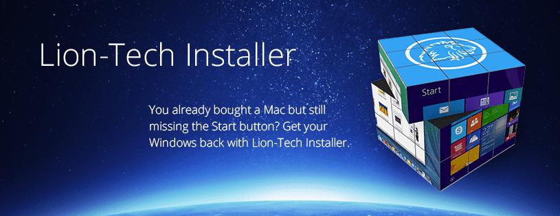 Log Lion Tech Installer