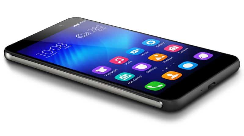 Černé provedení smartphonu