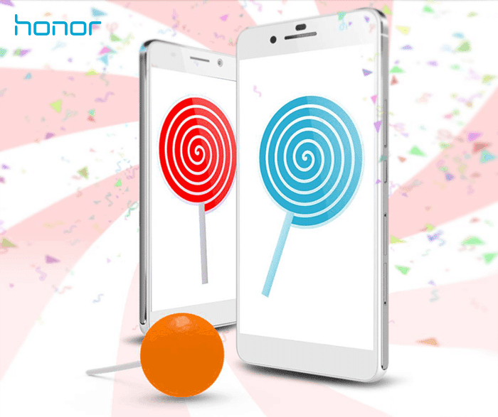 Honor6Update Logo