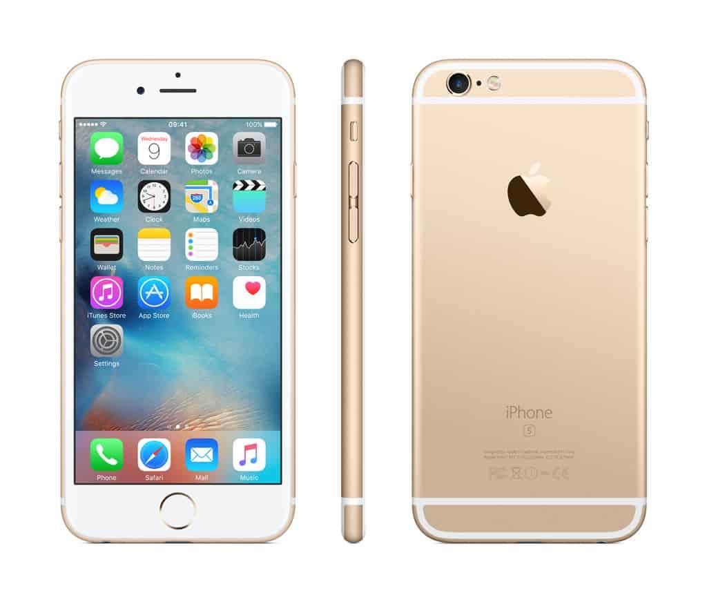 Smartphone Apple iPhone 6s (+)