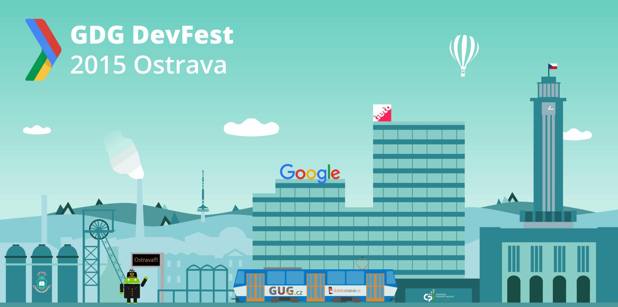 Dev Fest Ostrava 2015