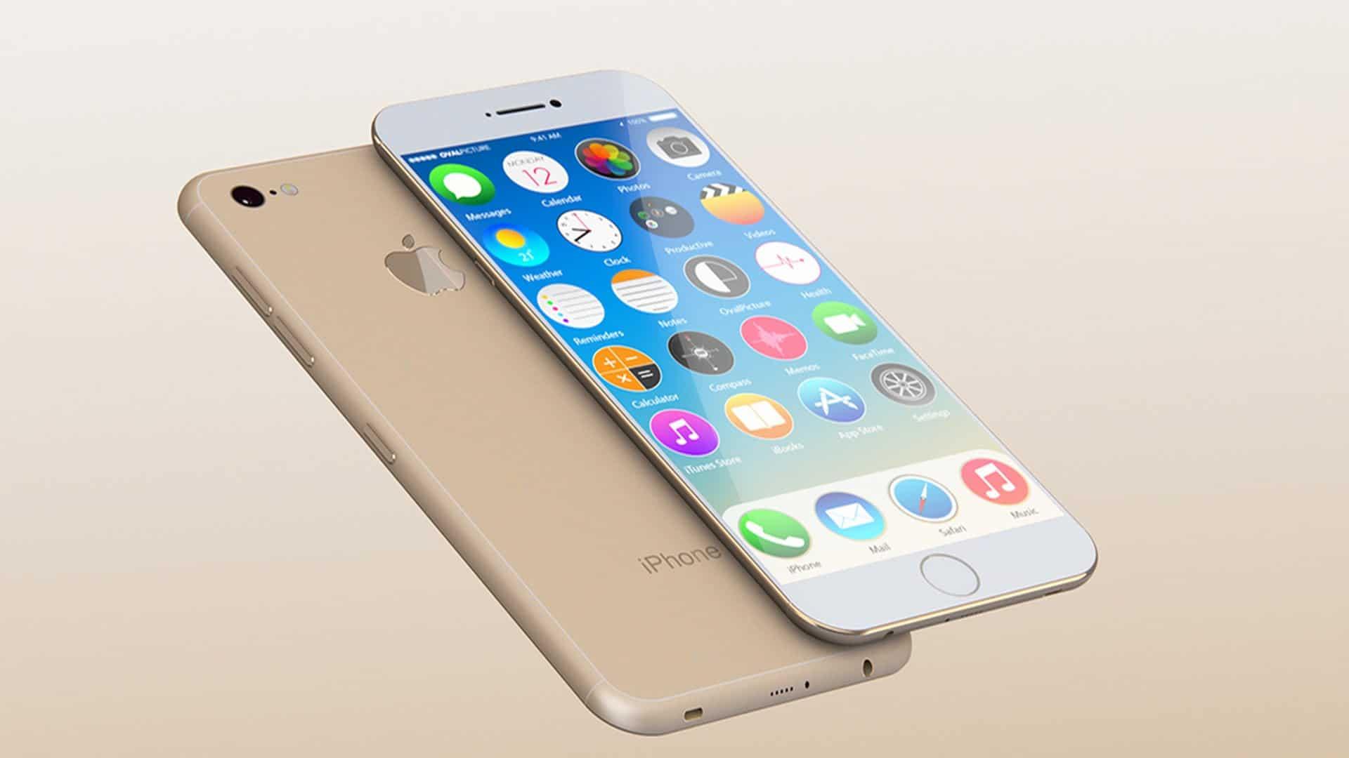 Koncept iPhone 7 (Apple)