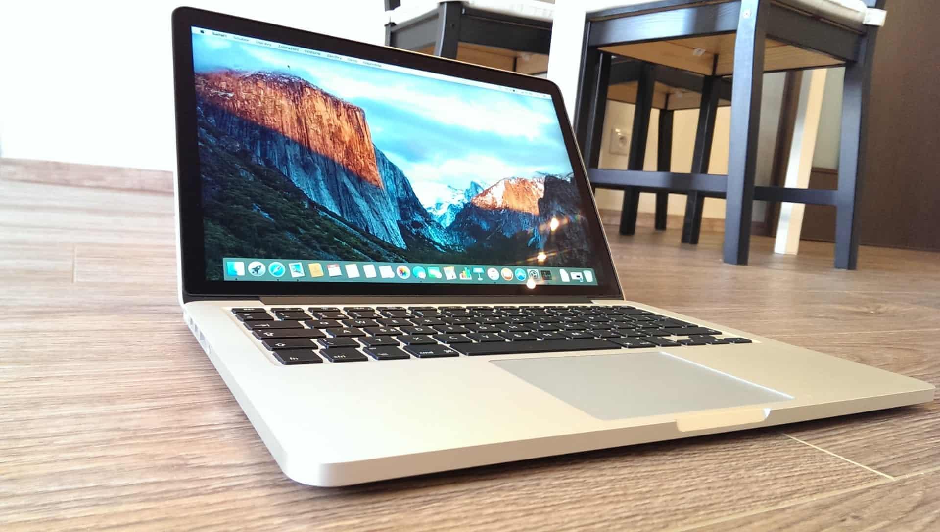 MacBook Pro 2015 Retina RE
