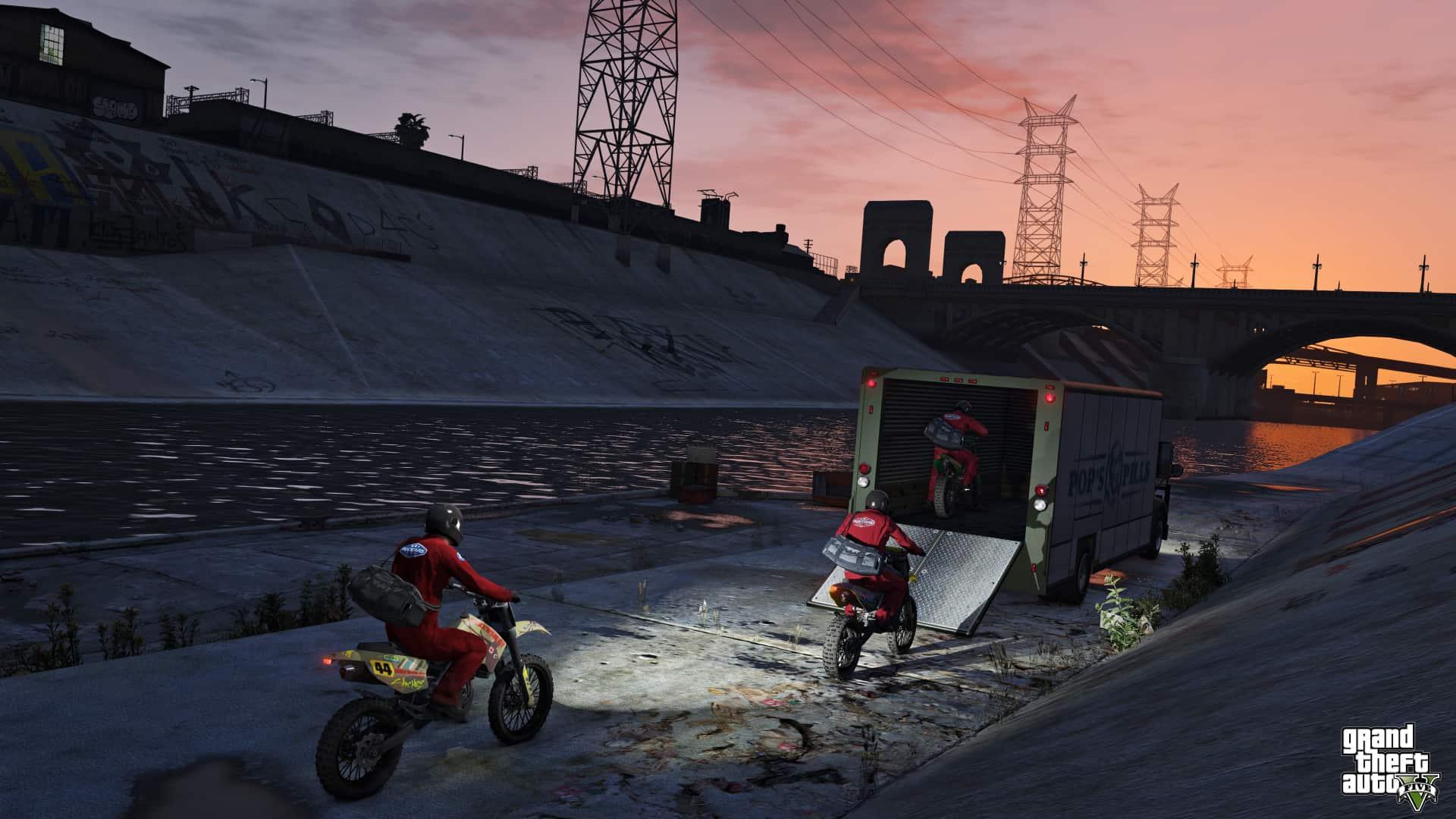 Pokořte hranice z Rockstaru. 10 věcí, o kterých musíte v GTA V vědět