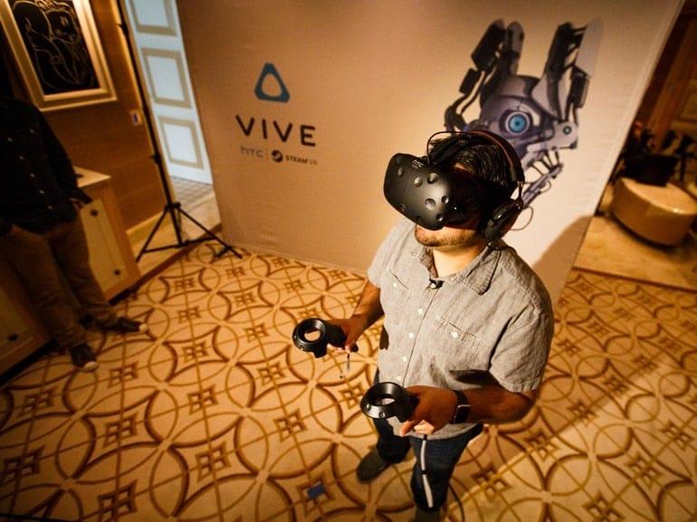 Celovečerní film pro VR od Vive Studios posouvá hranice kinematografie
