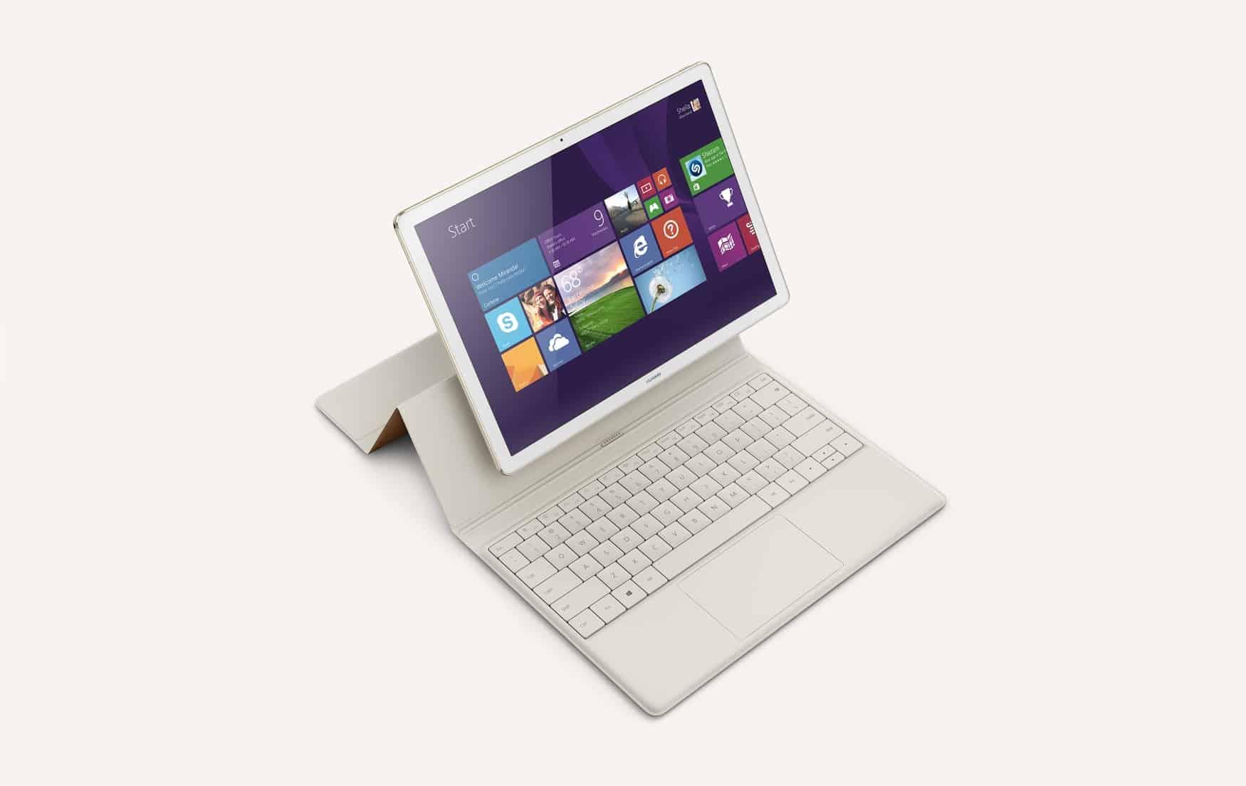 Mate Book. Bude opravdu konkurencí pro Surface Pro 4?