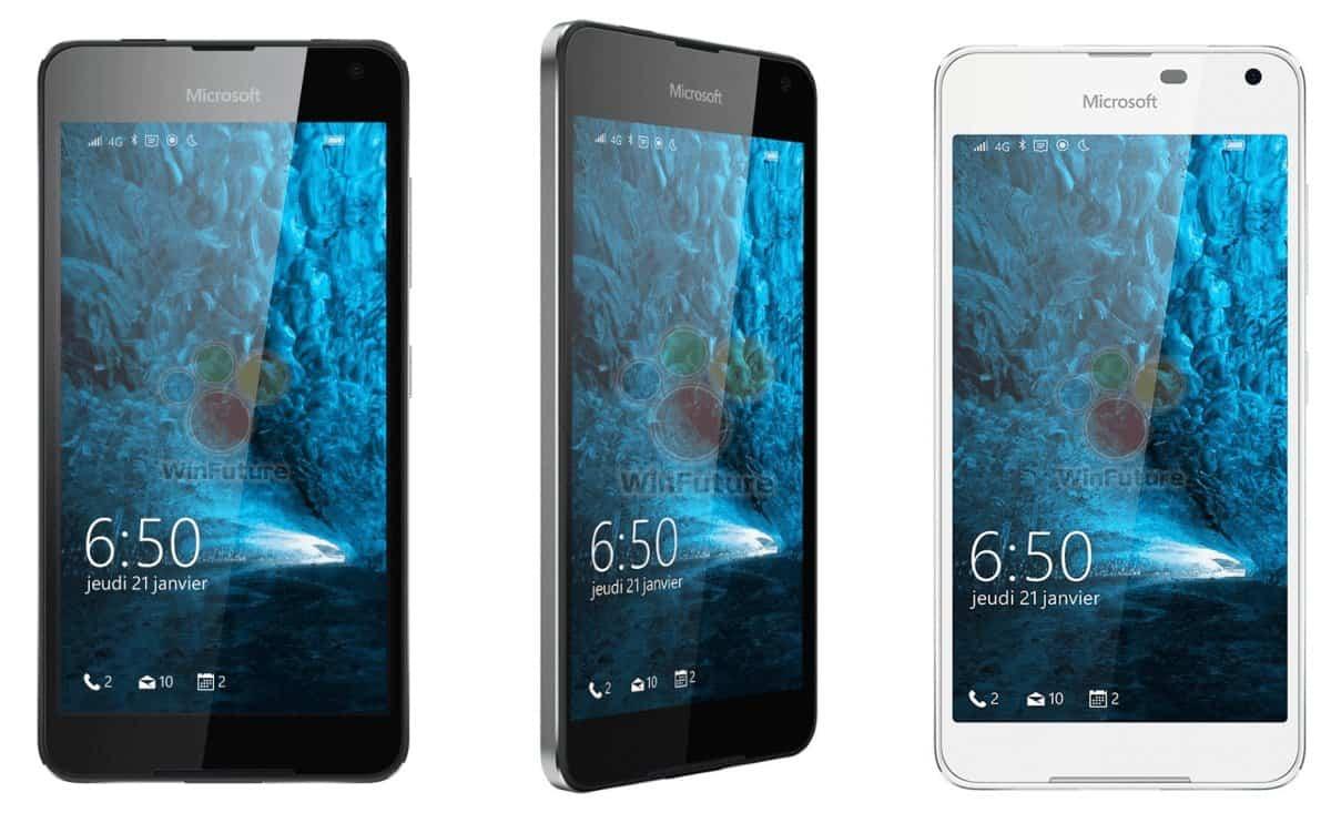 Lumia 650 title