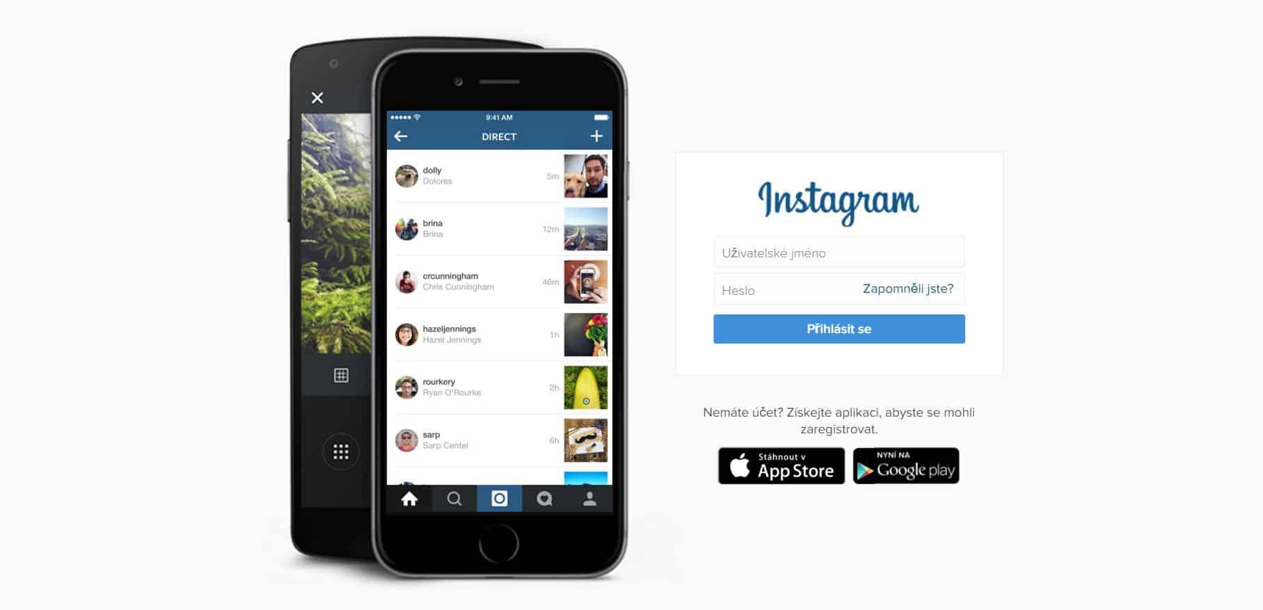 Jak zrušit nebo deaktivovat účet na Instagramu? Nabídneme návod