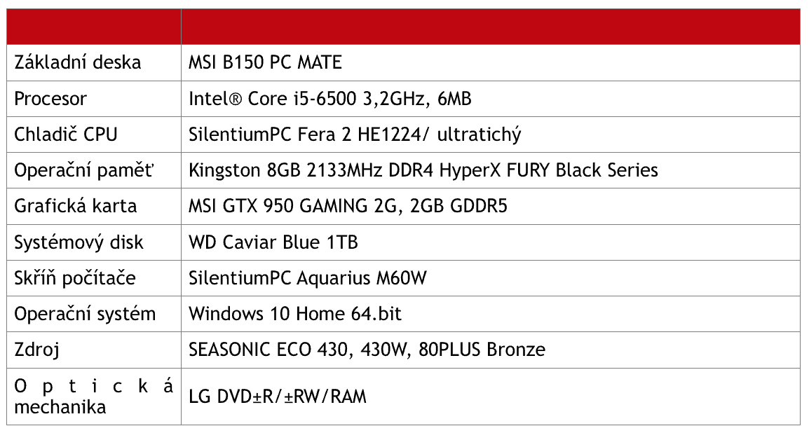 HALL PC Spec