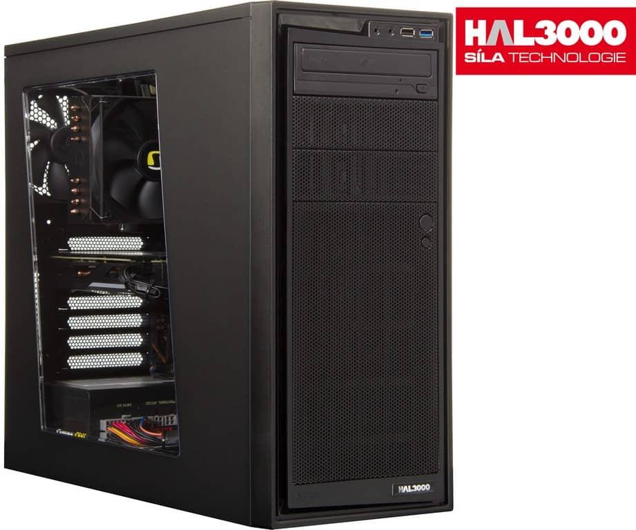 PC HAL3000 Niké II