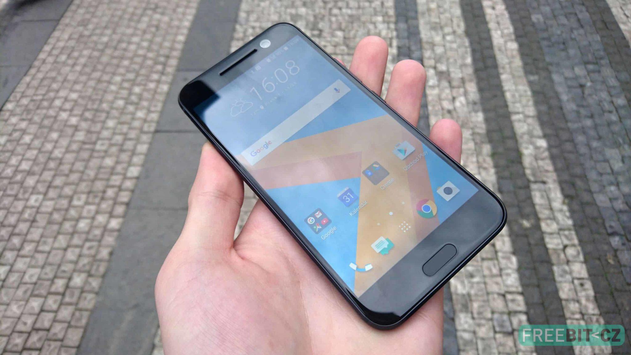 Recenze HTC 10 - zpátky na vrchol?