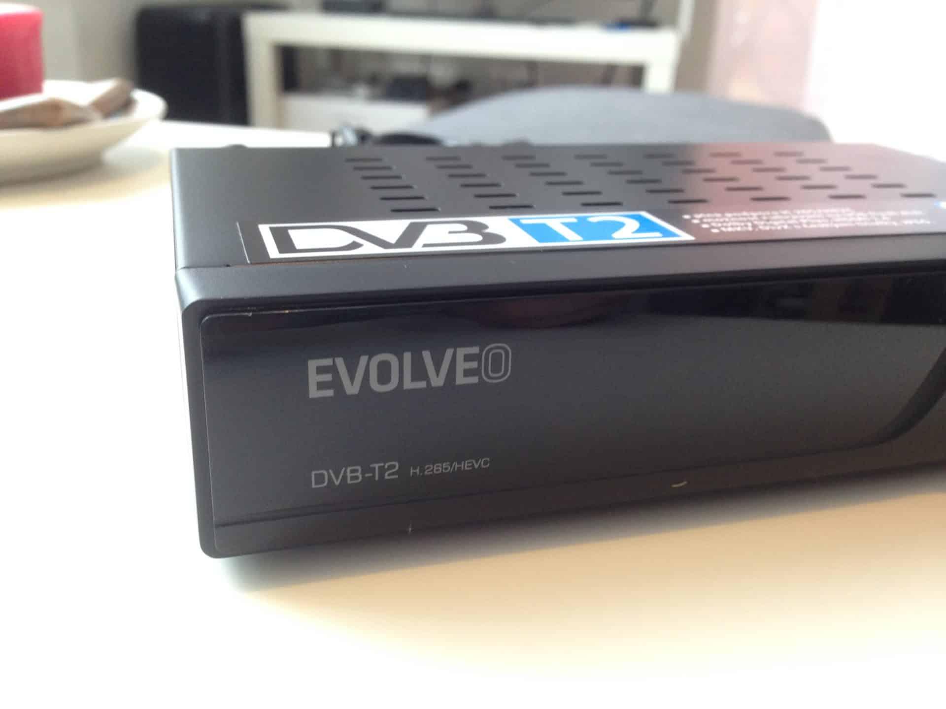 Setobox pro DVB-T2