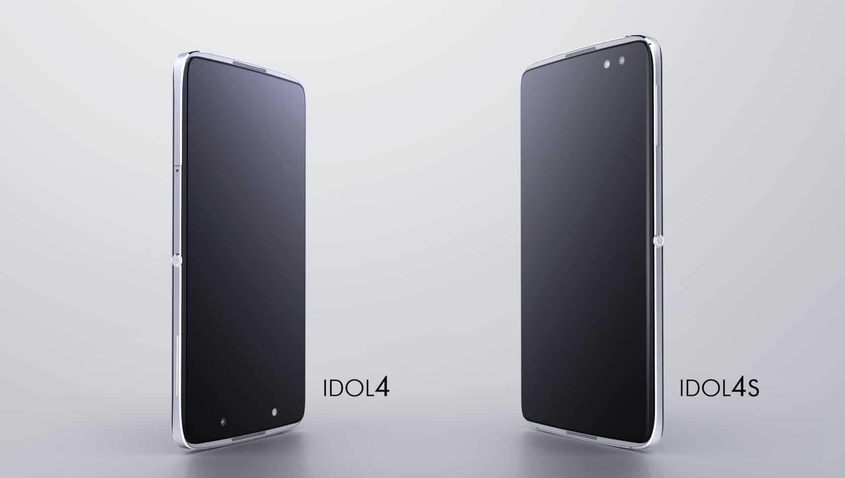 Smartphone Alcatel IDOL 4_IDOL 4S