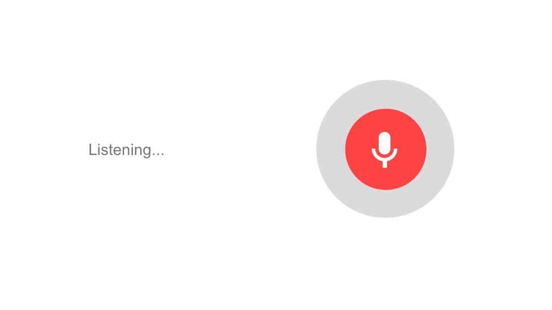 google_listening