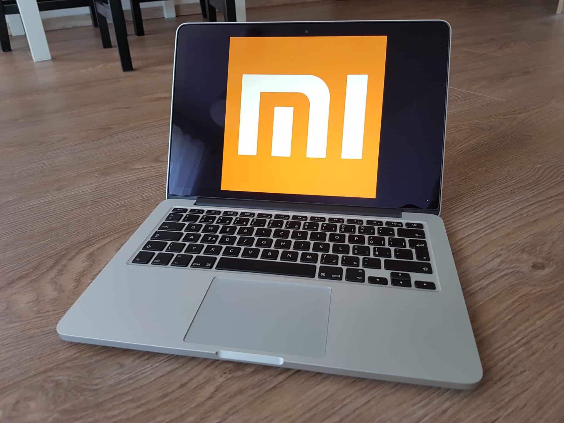 Foto Xiaomi Notebook