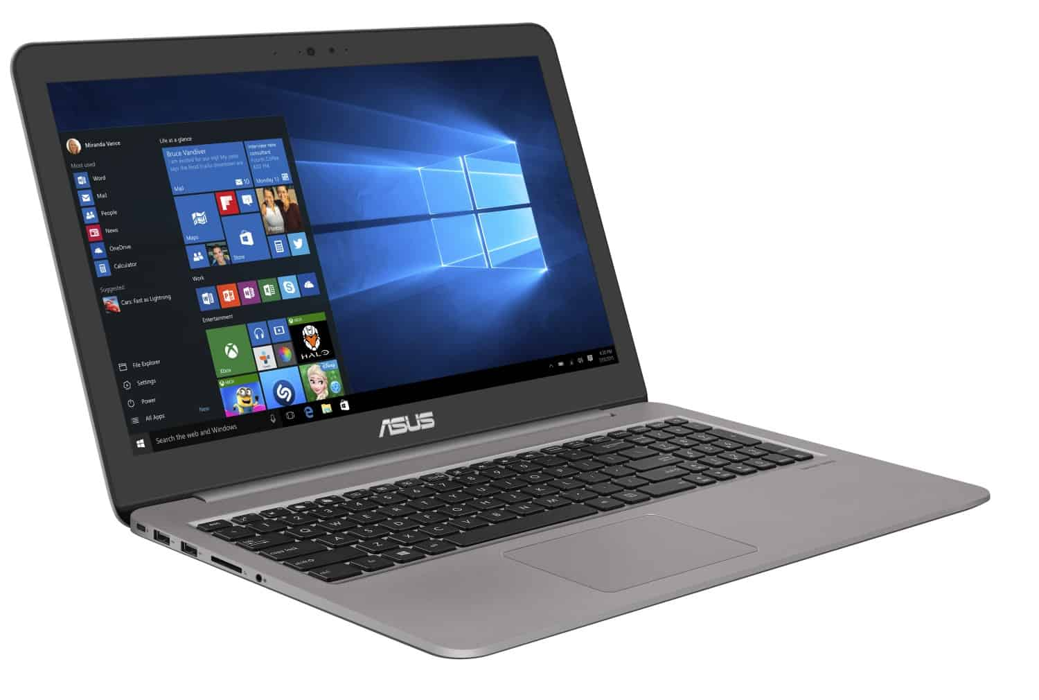 UX510_ 1A _Quartz Grey_Asus