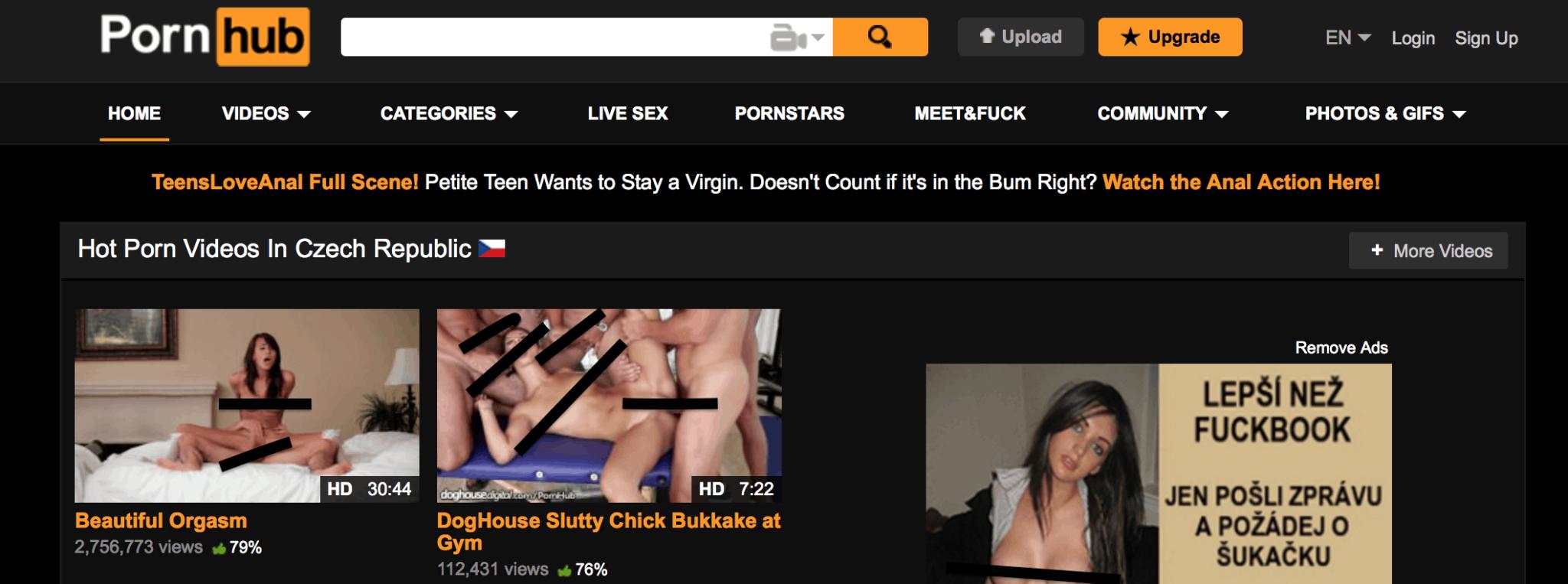 www pornhub porn cz