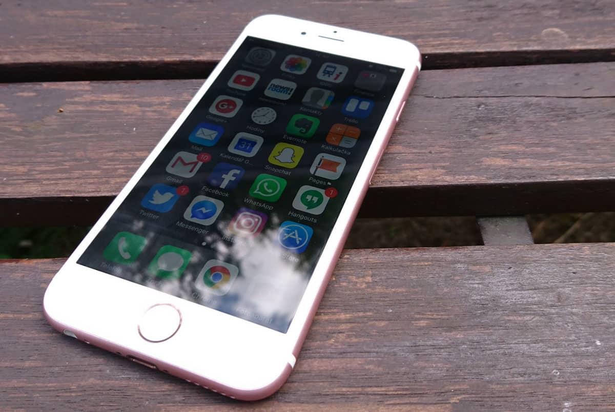 Apple iPhone 6s  64161e60019
