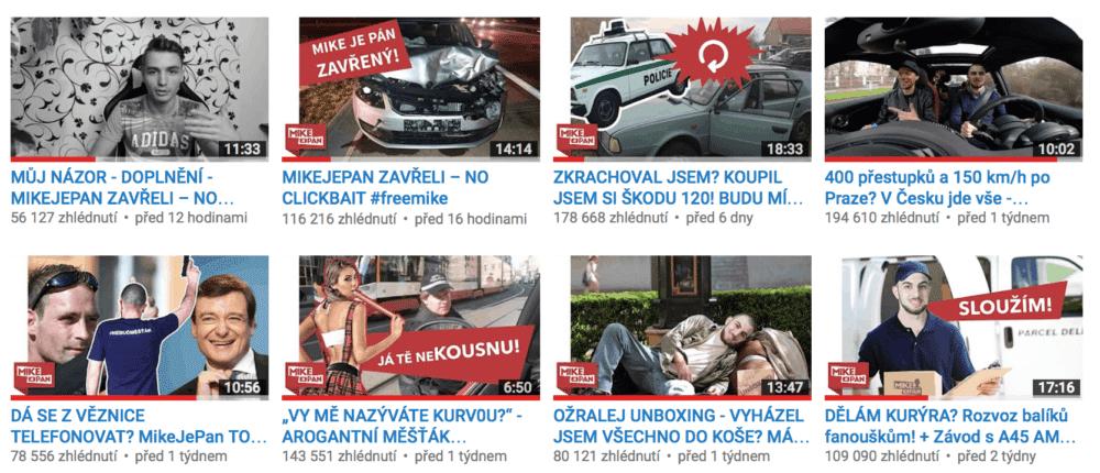 YouTube si došláplo na Youtubery. 3x strajk a jdete o dům dál