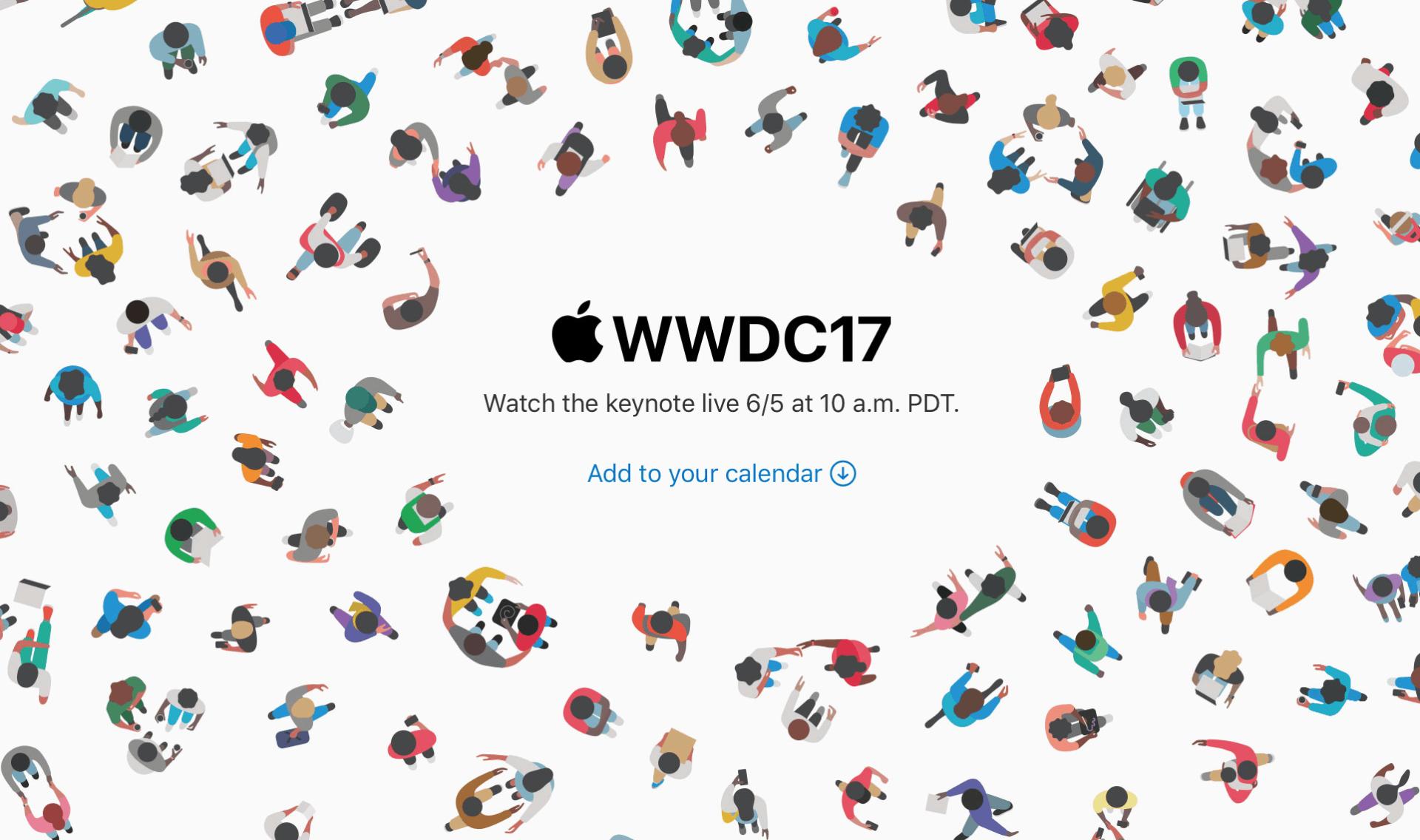 WWDC 2017 (iPhone 8)
