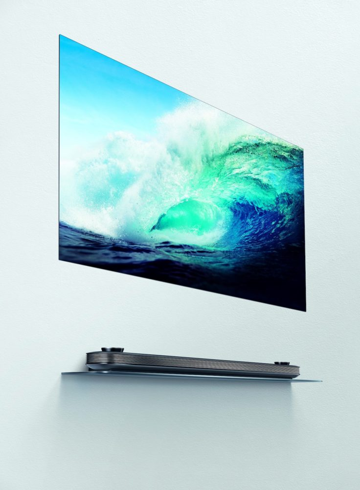 LG SIGNATURE OLED TV W