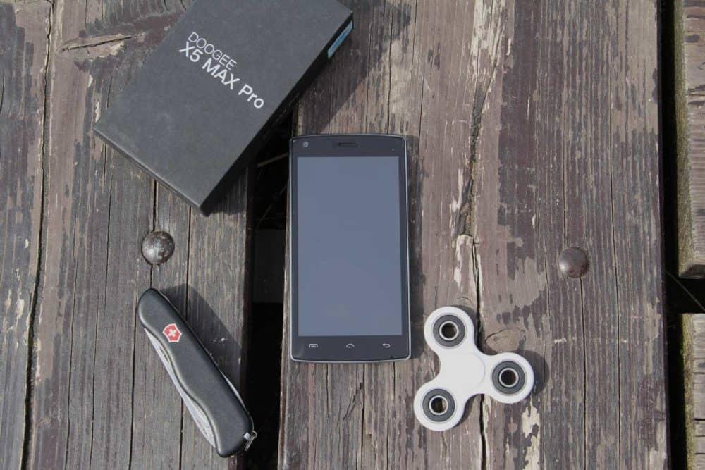 Recenze Doogee X5 Max Pro