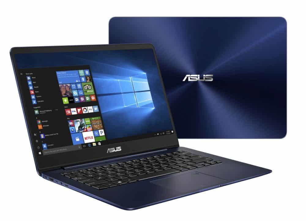 Asus ZenBook UX430 a UX530