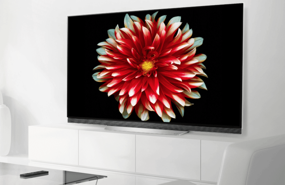 "LG OLED TV ""King of TV"""