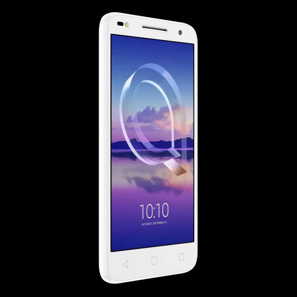 Smartphone pro začátečníky s Androidem: Alcatel U5 HD