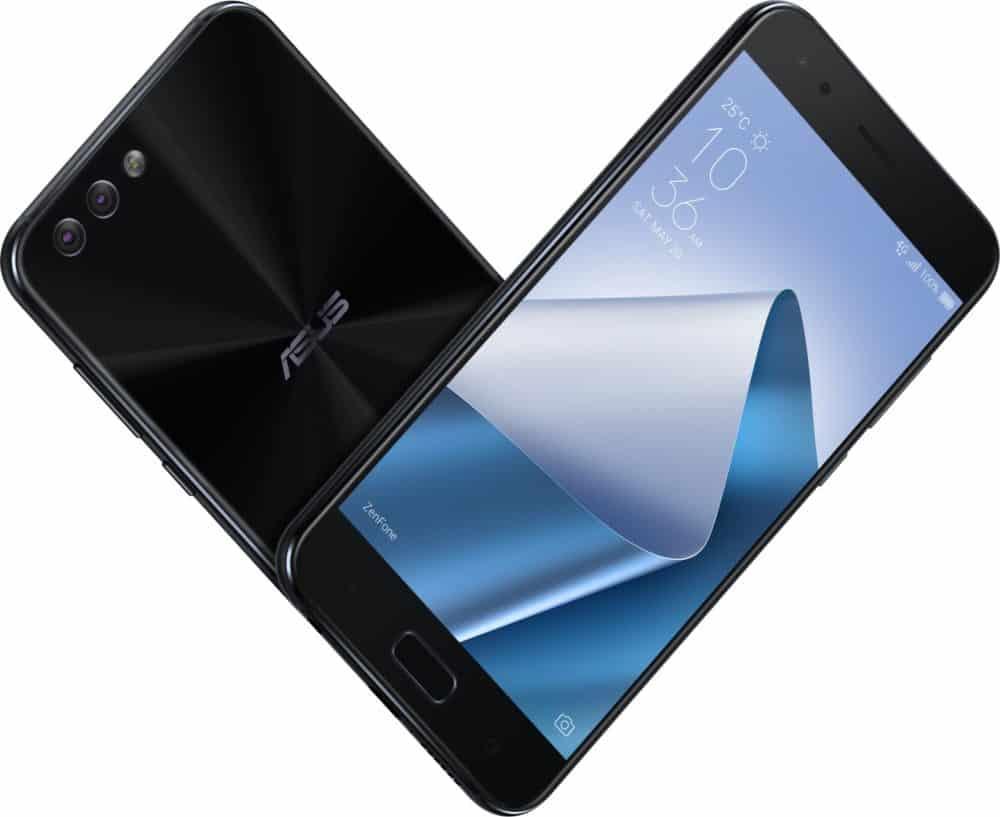 Asus uvedl na evropský trh řadu Android smartphonů ZenFone 4